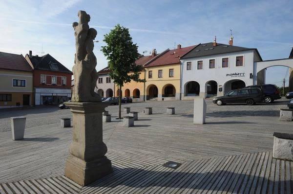 Klimkovice - Náměstí