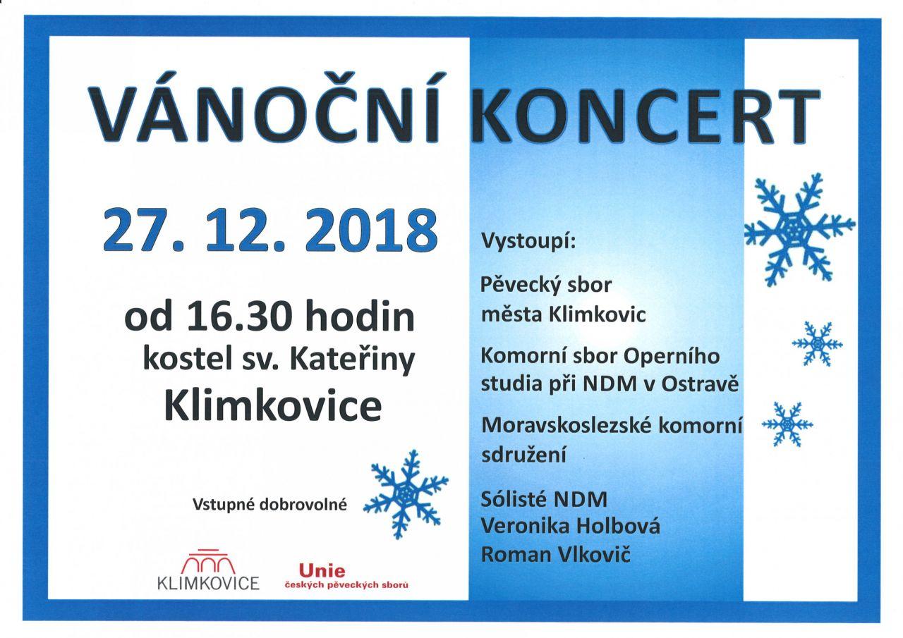 Vánoční koncert 1